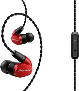 pioneer-sech5t-hires-inear-rood