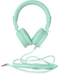 wired-headphone-onear-peppermint