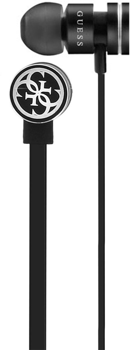 Afbeelding van Inear  Guess In-Ear Stereo 3.5mm Headset Black