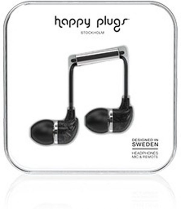 Afbeelding van Inear  Happy Plugs In-Ear Headphones Unik Edition