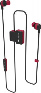 pioneer-secl5-bluetooth-sports-inear-rood