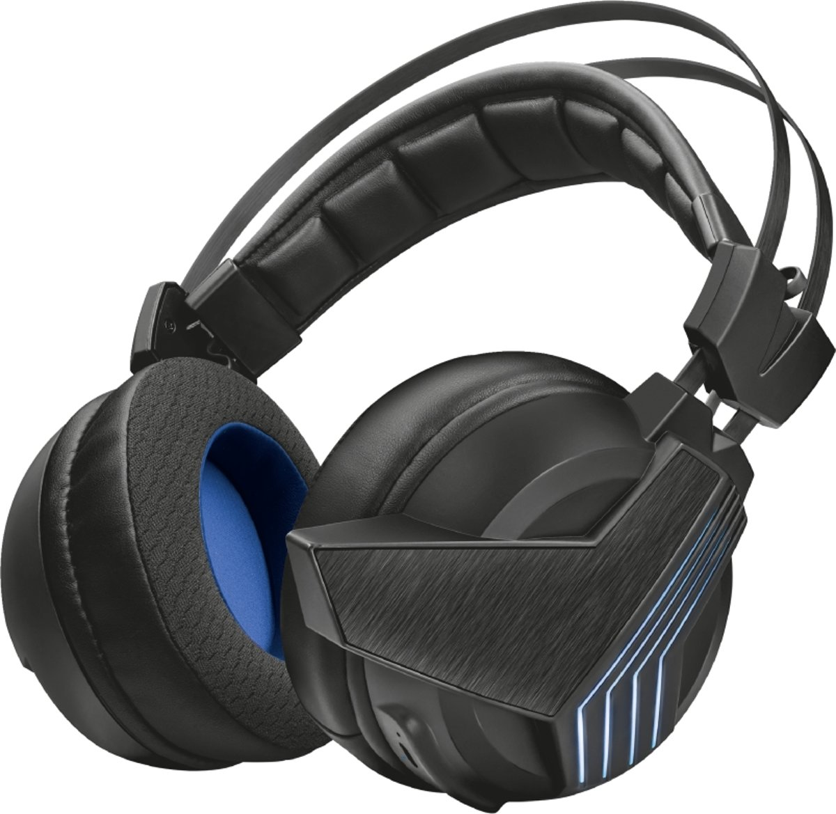 Afbeelding van Overear  GXT 393 Magna - Playstation 4 - Wireless 7.1 Surround Gaming Headset - PS4
