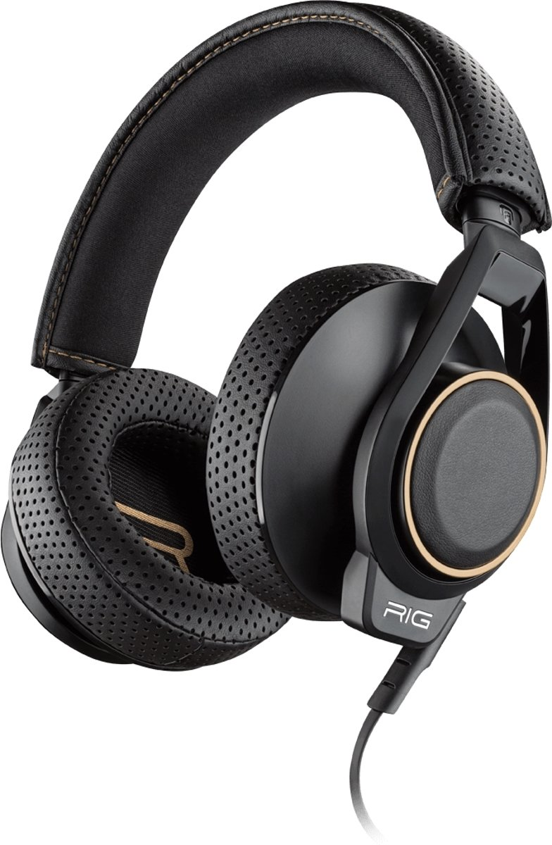 Afbeelding van Overear  Plantronics RIG 600 Dolby Atmos - Gaming Headset - Playstation 4 - PS4 - PC - Xbox One - Nintendo Sw